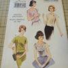 イギリスで買ったVOGUEの型紙★'60オリジナルデザインだって