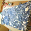 伊勢丹限定カラーのマリメッコ★ワンピ完成♪★キュプラでパイピング布の作り方も